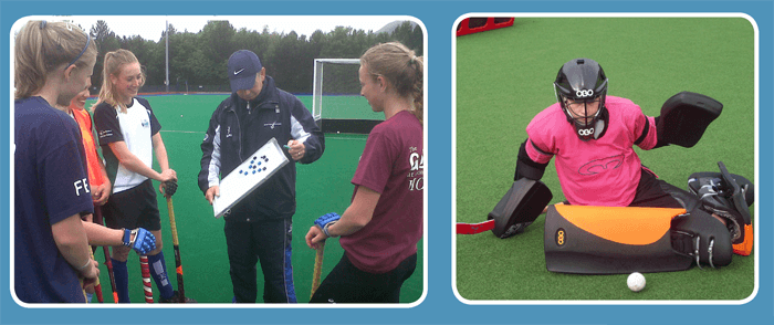 David Stott Scotland hockey coach