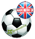 Football Shinnerz made in the UK