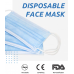 3ply Surgical Style Non-Medical Face Mask BFE 95% - Single Use - Pack of 10