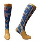 Australia flag inner socks