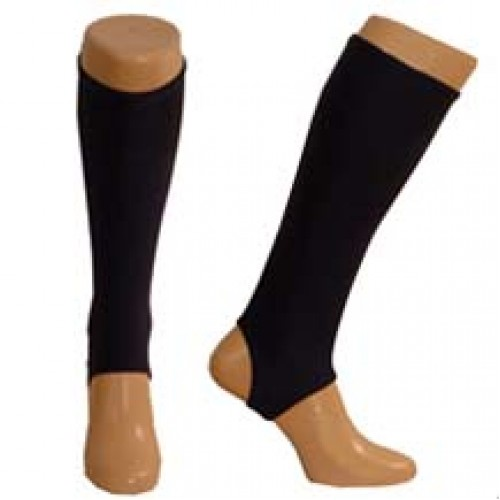 Black Inner sock - Medium