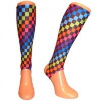 Checkers shin guard liners Adult
