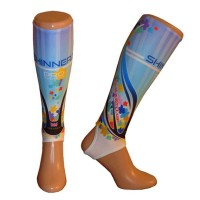 Flower Power PRO shin sleeves Adult